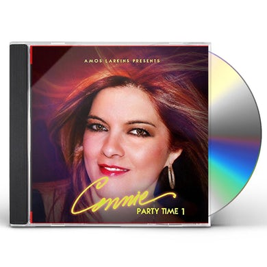 Connie AMOS LARKINS PRESENTS PARTY TIME 1 CD