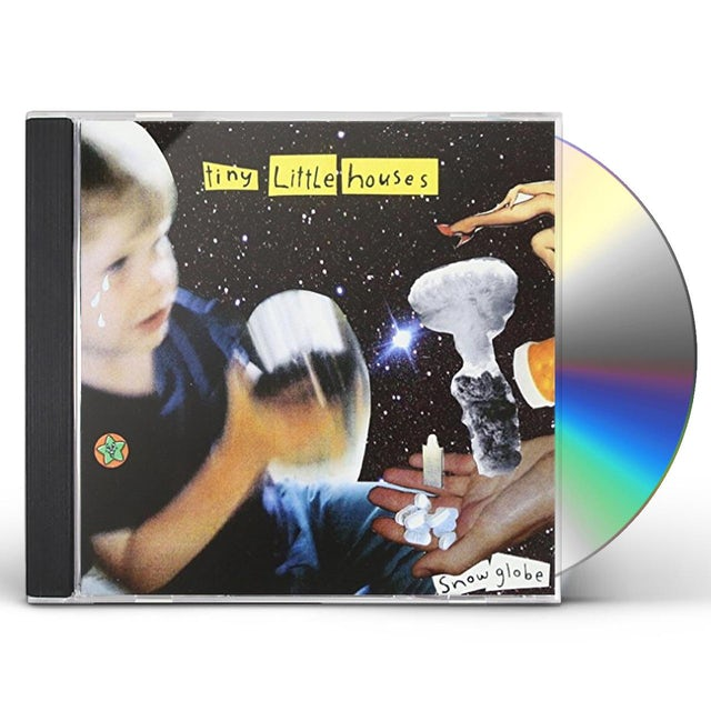 Tiny Little Houses SNOW GLOBE CD