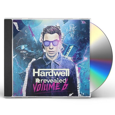 Hardwell REVEALED 6 CD