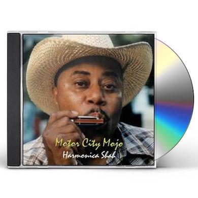 Harmonica Shah MOTO CITY MOJO CD