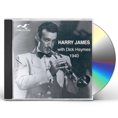 HARRY JAMES WITH DICK HAYMES 1940 CD