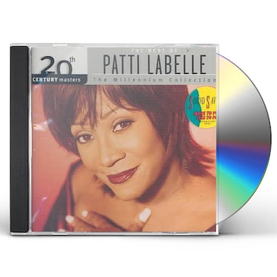 Patti LaBelle 20TH CENTURY MASTERS: COLLECTION CD