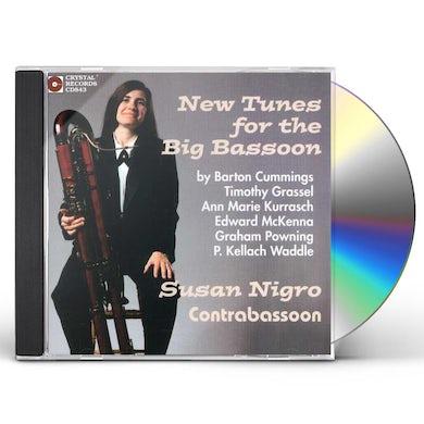 Susan Nigro NEW TUNES FOR THE BIG BASSOON CD