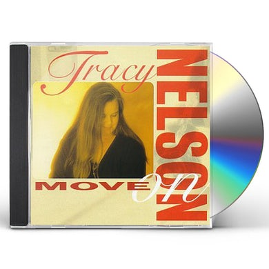 Tracy Nelson MOVE ON CD