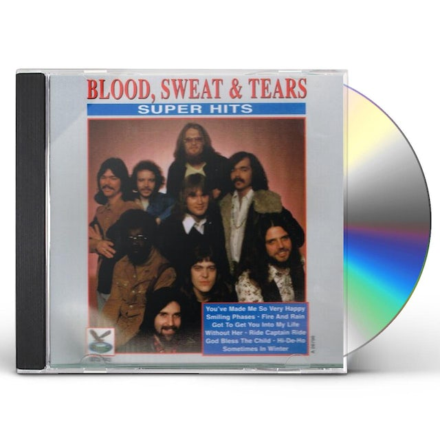Blood Sweat & Tears REVISITED CD