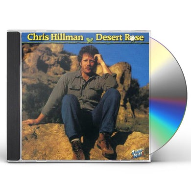 Chris Hillman  DESERT ROSE CD