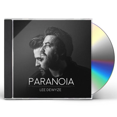 Lee Dewyze PARANOIA CD