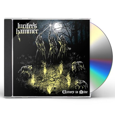 LUCIFER'S HAMMER VICTORY IS MINE CD