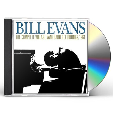 Bill Evans Trio COMPLETE VILLAGE VANGUARD RECORDINGS 1961 CD