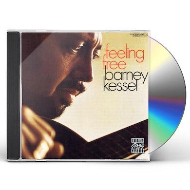 Barney Kessel FEELING FREE CD