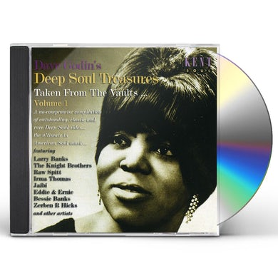 Dave Godin'S Deep Soul Treasures / Various CD