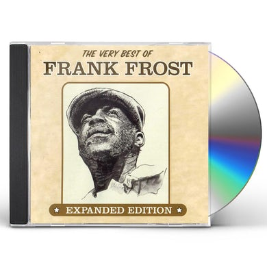 VERY BEST OF FRANK FROST CD