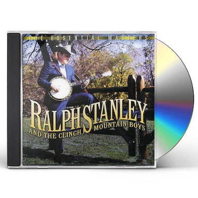 Ralph Stanley ESSENTIAL MASTERS CD