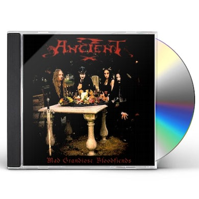 Ancient MAD GRANDIOSE BLOODFIENDS CD