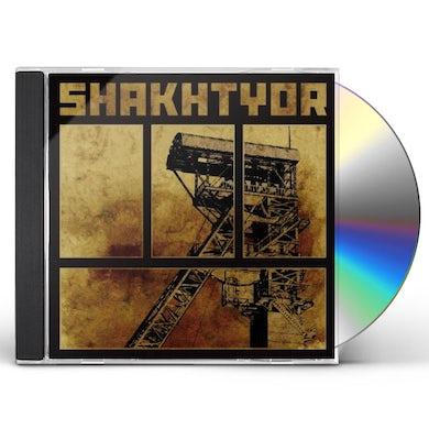 SHAKHTYOR CD