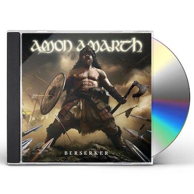 Amon Amarth BERSERKER CD
