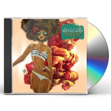Raheem DeVaughn  Decade of a Love King CD
