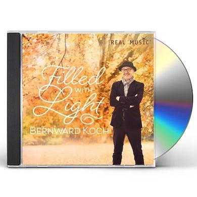 Bernward Koch FILLED WITH LIGHT CD