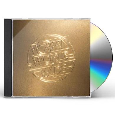 Justice Woman Worldwide (2 CD) CD