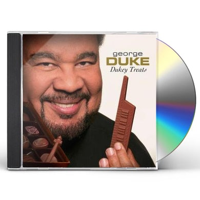 George Duke DUKEY TREATS CD