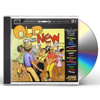 OLD TO THE NEW: STEELY & CLEVIE TRIBUTE JOE GIBBS CD