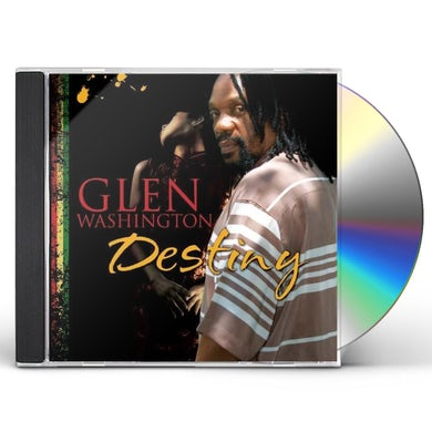 Glen Washington DESTINY CD