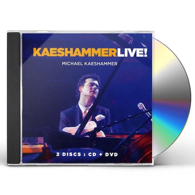 Michael Kaeshammer KAESHAMMER LIVE CD