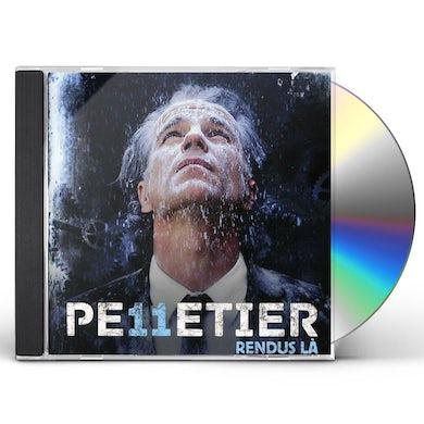 Bruno Pelletier LA RENDUS CD