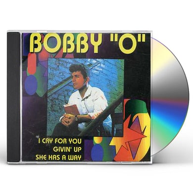 Bobby O I CRY FOR YOU / GIVIN UP CD