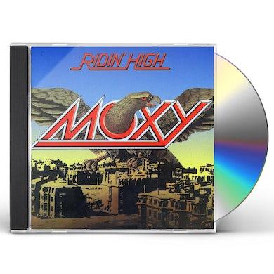 Moxy RIDING HIGH CD