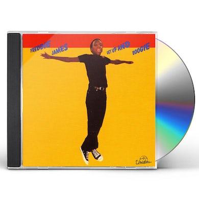 Freddie James EVERYBODY GET UP & BOOGIE CD