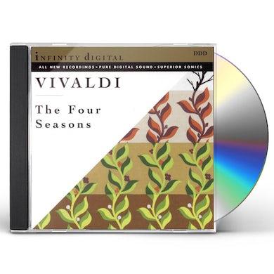 Vivaldi 4 SEASONS CD