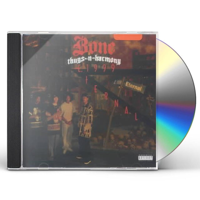 Bone Thugs-N-Harmony E 1999 ETERNAL CD