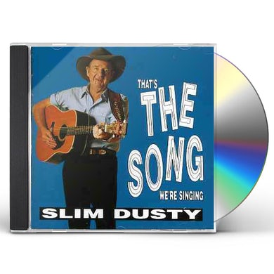 Slim Dusty THAT'S THE SONG CD