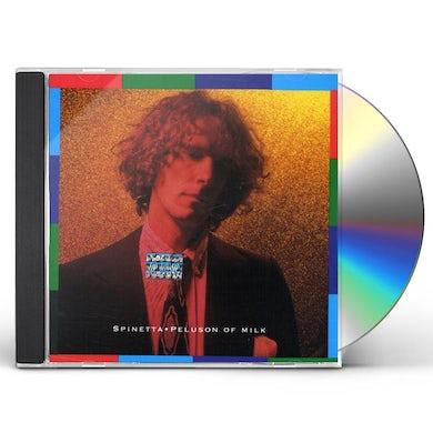 Luis Alberto Spinetta PELUSON OF MILK CD