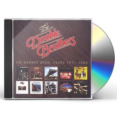 Doobie Brothers WARNER BROS YEARS 1971-1983 CD