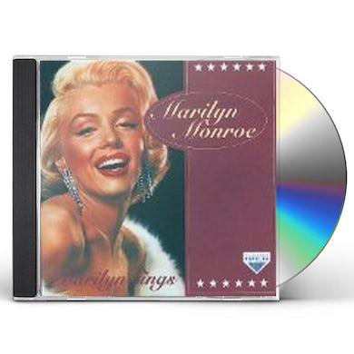 Marilyn Monroe MARILYN SINGS CD