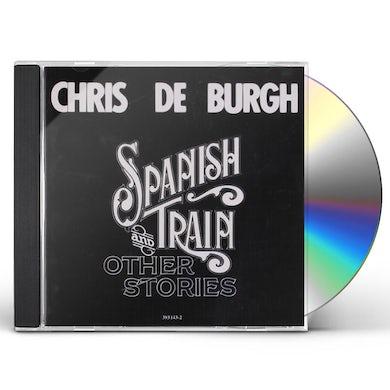 Chris De Burgh SPANISH TRAIN CD