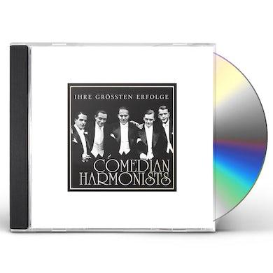 Comedian Harmonists IHRE GROTEN ERFOLGE CD
