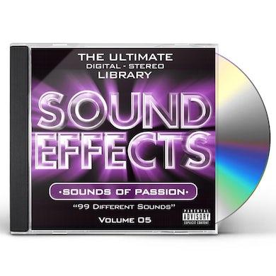SOUND EFFECTS: SEX & DIRT 5 CD