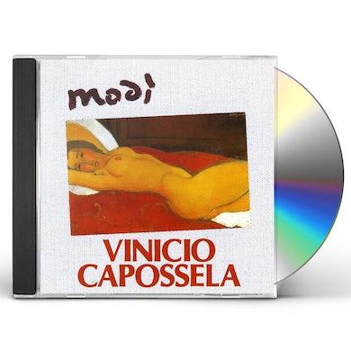 Vinicio Capossela MODI CD