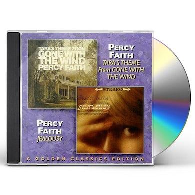 Percy Faith TARA'S THEME / JEALOUSY CD