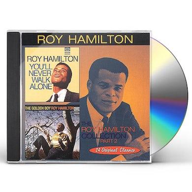 Roy Hamilton YOU'LL NEVER WALK ALONE / GOLDEN BOY CD