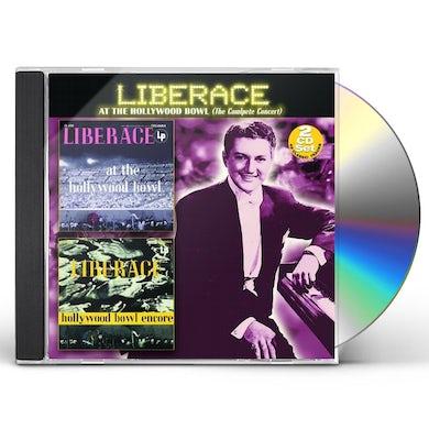 Liberace AT THE HOLLYWOOD BOWL CD