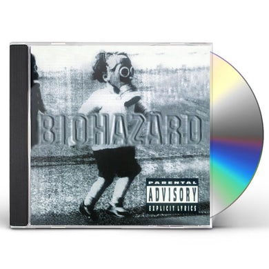 Biohazard STATE OF THE WORLD ADDRESS CD