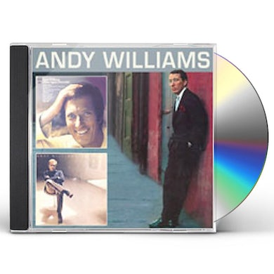 Andy Williams ALONE AGAIN / SOLITAIRE CD