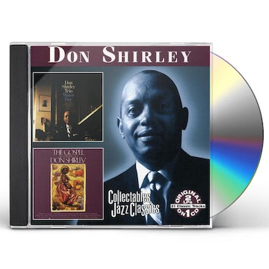 Don Shirley WATER BOY: THE GOSPEL ACCORDING TO CD