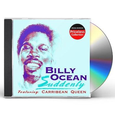 Billy Ocean SUDDENLY CD