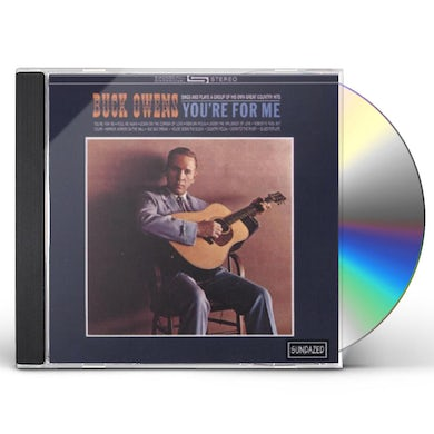 Buck Owens YOU'RE FOR ME CD