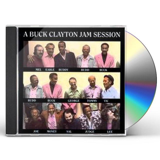 Buck Clayton JAM SESSION 1975 2 CD